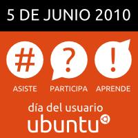 5 de junio - Día del usuario Ubuntu