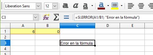 SI.ERROR()